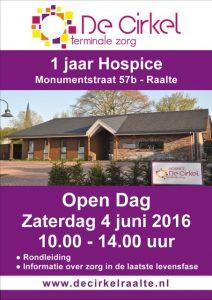 open dag 2016 flyer